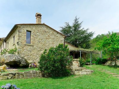 Photo for Vacation home La Casetta (SSF230) in Sassofortino - 4 persons, 2 bedrooms