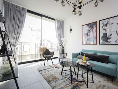 Photo for Allenby IV - One Bedroom Apartment, Sleeps 3