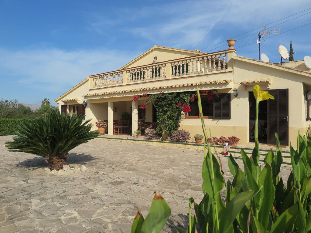 Can Foraster Super Finca W Pool Near Pollenca For 6 2