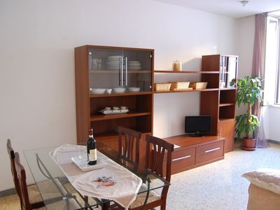 Photo for Apartment in the center of Rome with Internet, Air conditioning, Washing machine (9699)