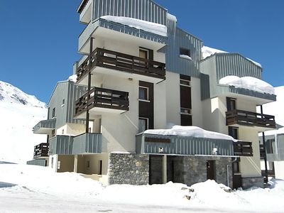Photo for One bedroom Apartment, sleeps 5 in Tignes with WiFi