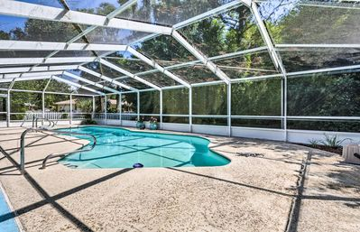 Photo for NEW! Quiet Homosassa Home w/ Private Pool & Lanai!