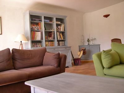 Photo for Vacation home La Grèze in Saint Just d'Ardèche - 8 persons, 3 bedrooms