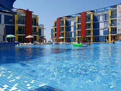 Photo for Holiday apartment Sunny Beach for 2 - 4 persons - Holiday apartment