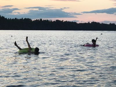 Photo for Clean, new Eco-friendly Camp: Hidden Treasure on Golden Pond