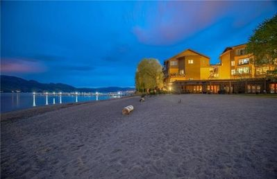 Photo for Luxury Beach Front Resort Between Wineries and Golf Course