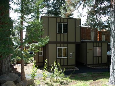 Photo for Expanded 3br, 2ba Condo 1 Mile from Tahoe City. Access to HOA Amenities!