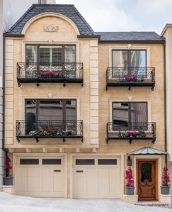 Photo for Parisian Living in Pacific Heights, Newly Renovated with Classic Charms