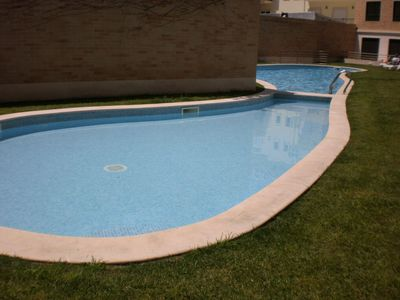 Photo for JL PR-Modern apartment just 150 meters from the beach in condominium with pool