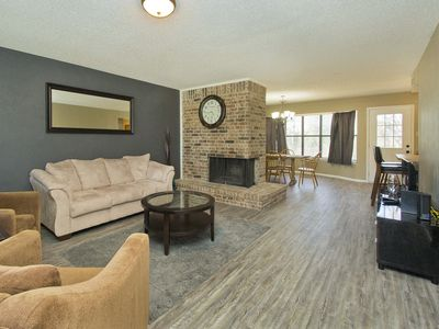 Photo for Private Creekside Home  Near Downtown Plano