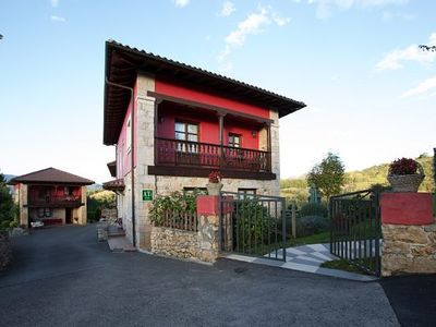 Photo for Rural apartment La Quintana de Romillo for 4 people