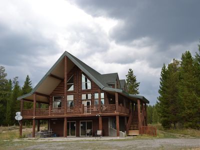Photo for Outland Meadows Lodge near Yellowstone Park.   Your dream vacation!!
