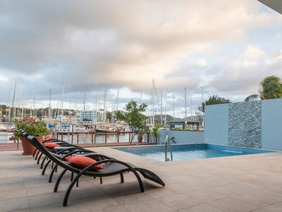 Photo for Waters Edge Luxury Villas by Bay Gardens Resorts - Breakfast Included!