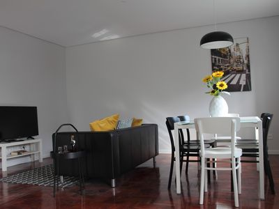 Photo for The Sun House has 3 bedrooms, 2 bathrooms, terrace, barbecue, garden