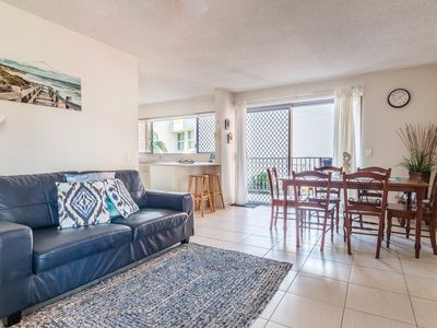 Photo for Cotton Tree prime location beach side Unit 4 Tradewinds