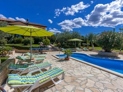 Photo for Holiday house Kastel for 8 persons with 4 bedrooms - Villa