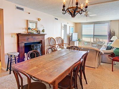 Photo for NEW LISTING! Oceanfront condo w/shared pool, private balcony, ocean views