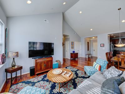Photo for Unit 13 at 37684 Ulster Drive, Beautiful 3 BR Condo, Sleeps 8, 3rd Floor, Lots of Light, 1.5 Miles to Beach, Community Pool, ** Includes Sheets & Towels in 2020 **