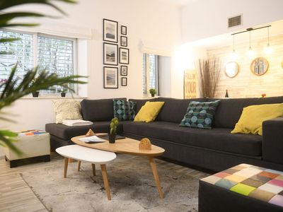 Photo for ★ Prime Location TLV ★ 5 min from HILTON Beach