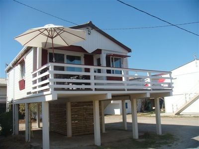 Photo for Chalet gruissan plage