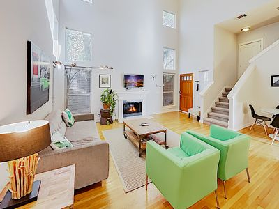 Photo for Airy & Open 3BR House - Walk to the Best of South Austin