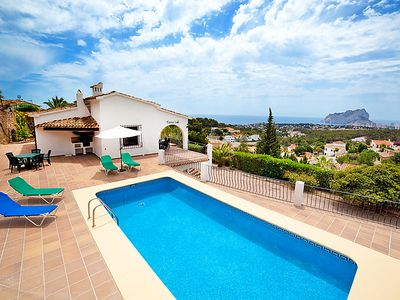 Photo for Vacation home Bel in Calpe/Calp - 6 persons, 3 bedrooms