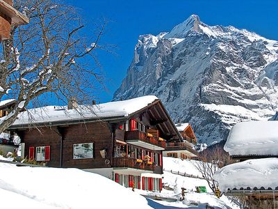 Photo for Apartment Chalet Bärgsunna  in Grindelwald, Bernese Oberland - 2 persons, 1 bedroom