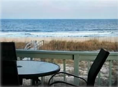 Photo for 2BR/2BA Oceanfront Condo, Pool, Sleeps (6-8) w/ wifi.