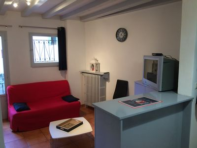 Photo for T3 furnished 4/5 P - downtown Luchon - 50 m from the cable car