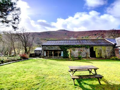 Photo for 1BR Apartment Vacation Rental in Brecon, Wales