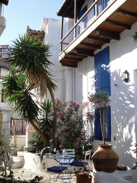 Traditional Greek House cypress house -- traditional greek house - homeaway sporades