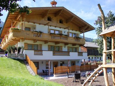 Photo for Apartment Zillerblick Ost (ZAZ556) in Zell am Ziller - 7 persons, 2 bedrooms
