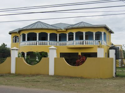 Photo for Jamaica Innternational whole  4 bed house/flat with Pool