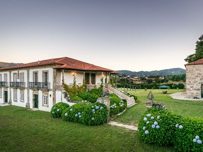 Photo for Self catering Quinta de Luou for 8 people