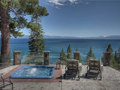 Photo for Amazing Tahoe Estate with Spectacular Lake Views!!!