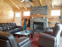 Photo for 3BR Cottage Vacation Rental in Evart, Michigan