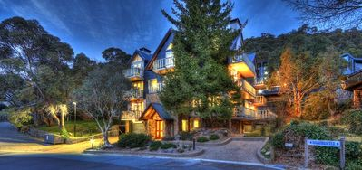 Photo for SEQUOIA PENTHOUSE Luxury Accommodation THREDBO VILLAGE - 3 Bedrooms & Study