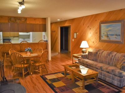 Photo for 2BR Condo Vacation Rental in Bellaire, Michigan