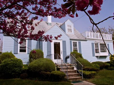 Photo for 2 minute walk to ocean and boardwalk - Spacious & comfortable house w/driveway