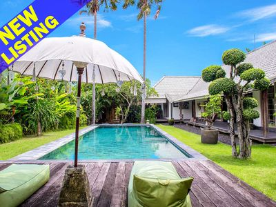 Photo for 2BR Villa Vacation Rental in Kerobokan, Bali