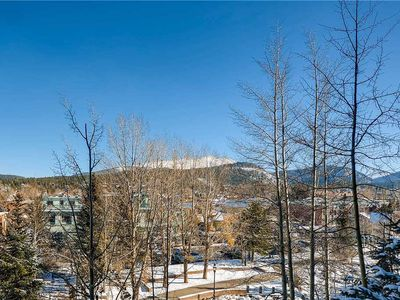 Photo for Downtown Breck Condo on Blue River - Hiking/Biking Trails Close by
