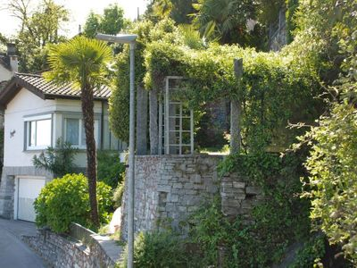Photo for Vacation home Gaggetto in Ronco sopra Ascona - 2 persons, 1 bedrooms