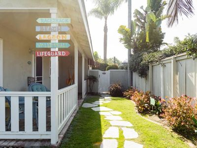 Photo for Live the Beach Life in a Quaint Shell Cottage