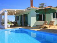 Overall an excellent holiday in a really beautiful villa with a very nice pool and  an incredible...