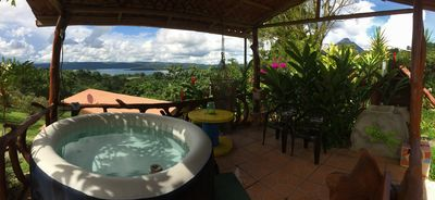 Hot Tub Spa or Plunge Pool?  You decide.