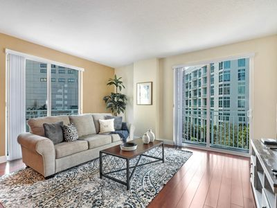 Photo for Beautiful high end Dadeland condo close to everything