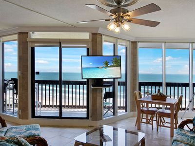 Photo for Sandpiper  #903: Beachfront 2 Bedroom 2 Bathroom With Spectacular Views and 24 Hour Management