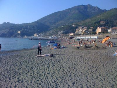 Photo for 1BR Apartment Vacation Rental in Levanto