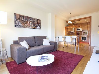 Photo for Beautiful apartment a few minutes from Paseo de Gracia