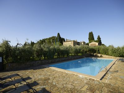 Photo for 7 bedroom Villa, sleeps 13 in Palazzuolo sul Senio with Pool, Air Con and WiFi